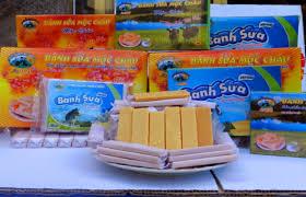 Bánh Sữa Vàng Mộc Châu( 4hôp)