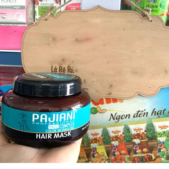 Hấp ủ tóc ngăn gãy rụng Pajiani Frofessionan 800ml