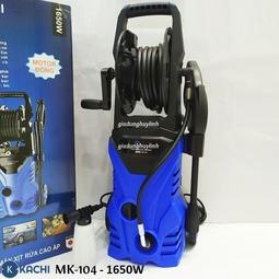 Máy rửa xe Kachi MK104 - 1650W - 2019