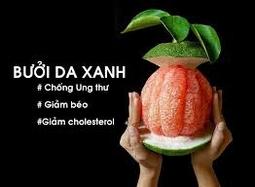 Bưởi da xanh Tiền Giang - Bưởi loại 1