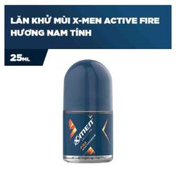 Lăn Khử Mùi X-Men Fire 25ml - Date mới nhất