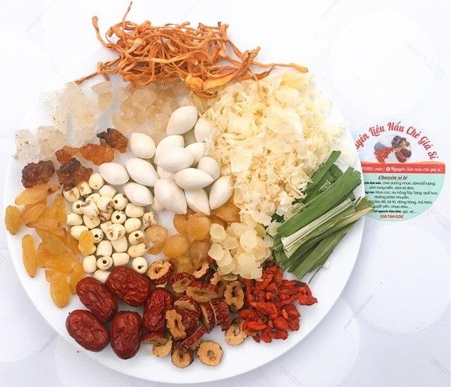 Chè dưỡng nhan 12 vị - 400g