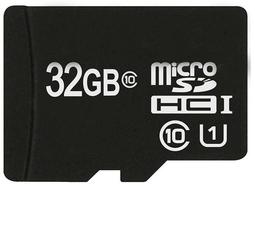 Thẻ nhớ MicroSD 32GB Class 10 tốc độ Read-Write 20MB/s-16.5MB/s tặng cáp lighting trị giá 99K 1000000395+1000000101