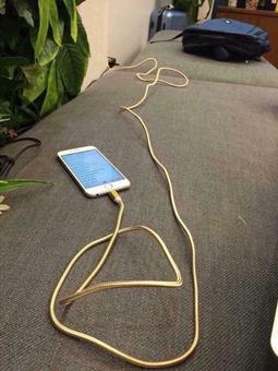 Dây sạc điện thoại 3met- Iphone