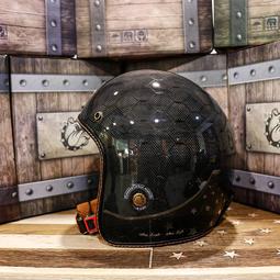 Mũ bảo hiểm Bulldog sợi thủy tinh