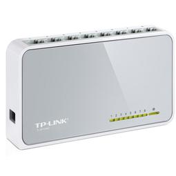 Switch TP-Link SF1008D 8 port (Trắng) - HÃNG PHÂN PHỐI CHÍNH THỨC tem ANC/TAKO 1000001436