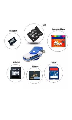 Đầu đọc thẻ nhớ Super Speed MicroSD 1000000513