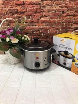 Nồi nấu chậm Cooker Hàn Quốc 1.5 lít