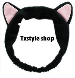 Băng đô tai mèo siêu cute dễ thương_BDM04
