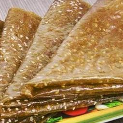 Bánh tráng dẻo gừng Tây Ninh