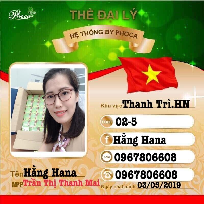 Kem đánh răng By Phoca Thái Lan chuyên trị nhiệt miệng chảy máu chân răng