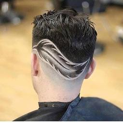 Dao cạo tóc dạng bút - Bút tattoo tóc