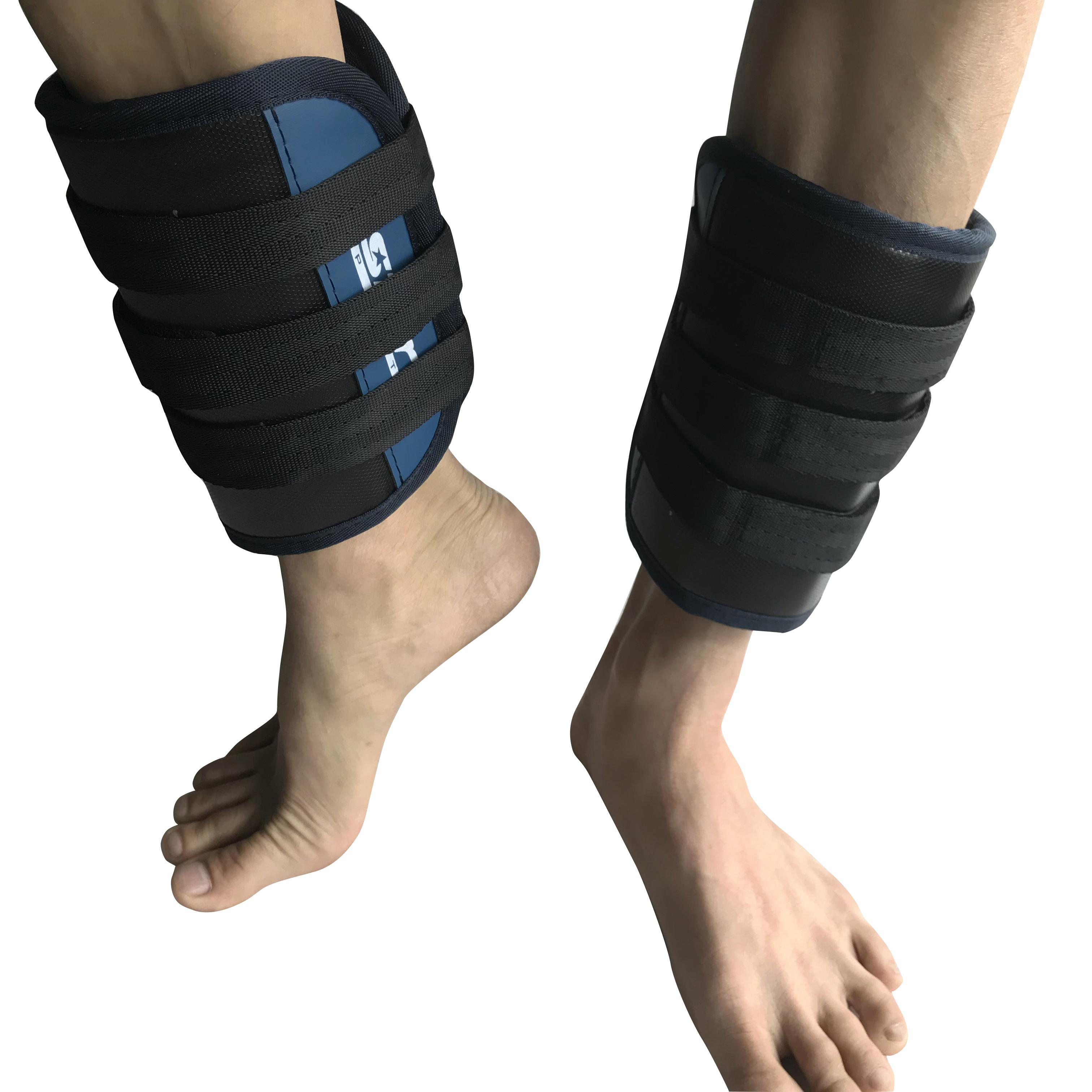 Chì Tạ đeo chân chạy bộ tập thể lực giảm cân hiệu quả 4kg một cặp