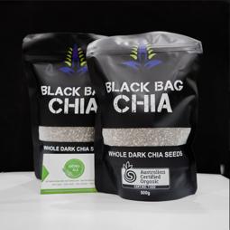 Hạt chia Black Bag túi 500gr