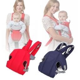 Địu mềm 4 tư thế cho bé Baby Carrier