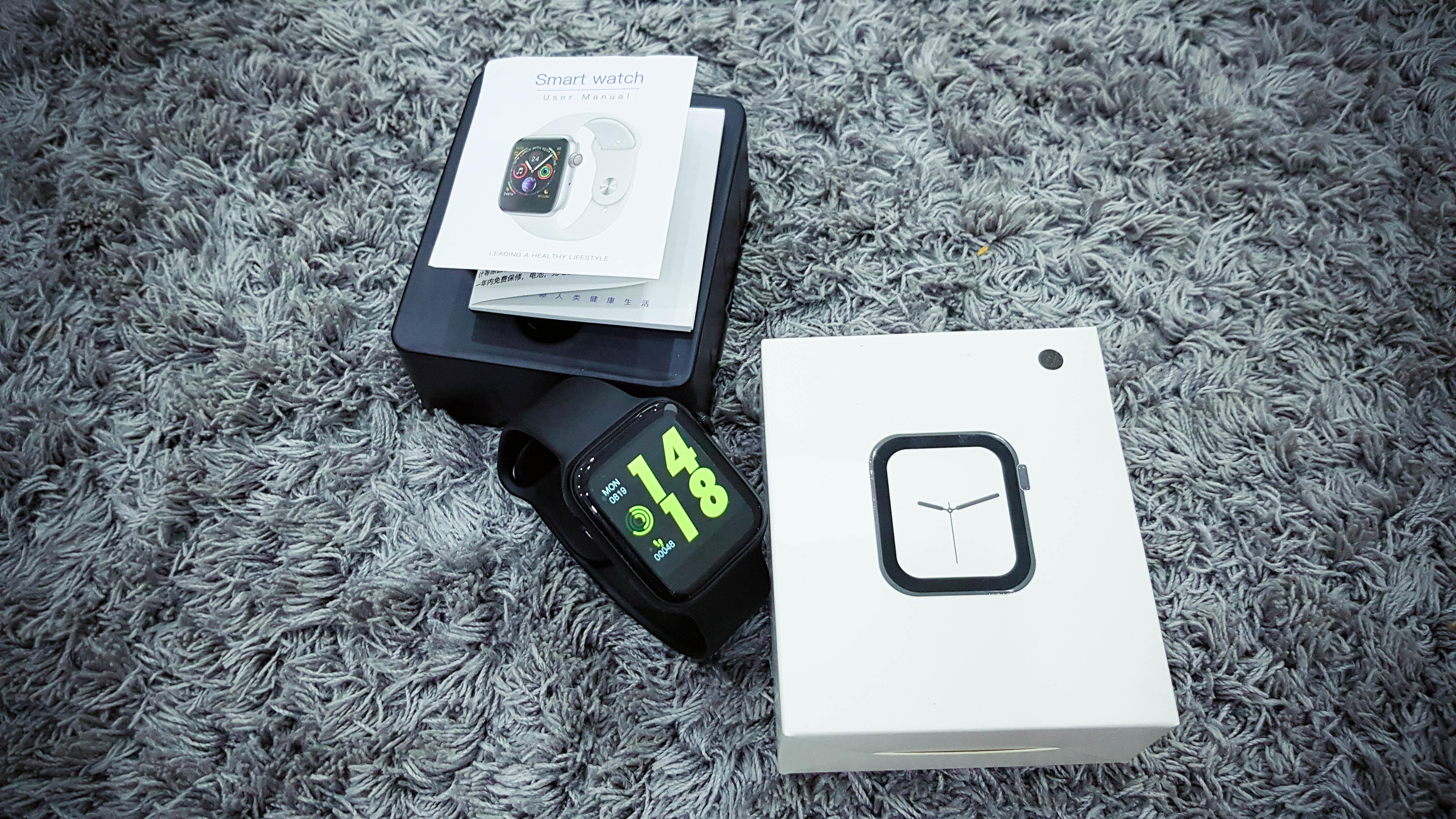Đồng hồ thông minh W34