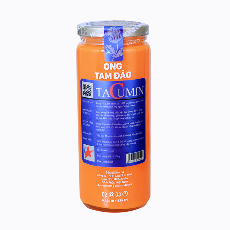 Tacumin 600g - Đặc sản Ong Tam Đảo Vinh Phúc