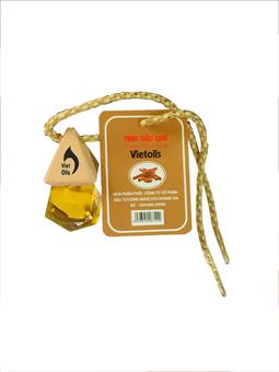 Lọ tinh dầu quế treo xe Vietoils