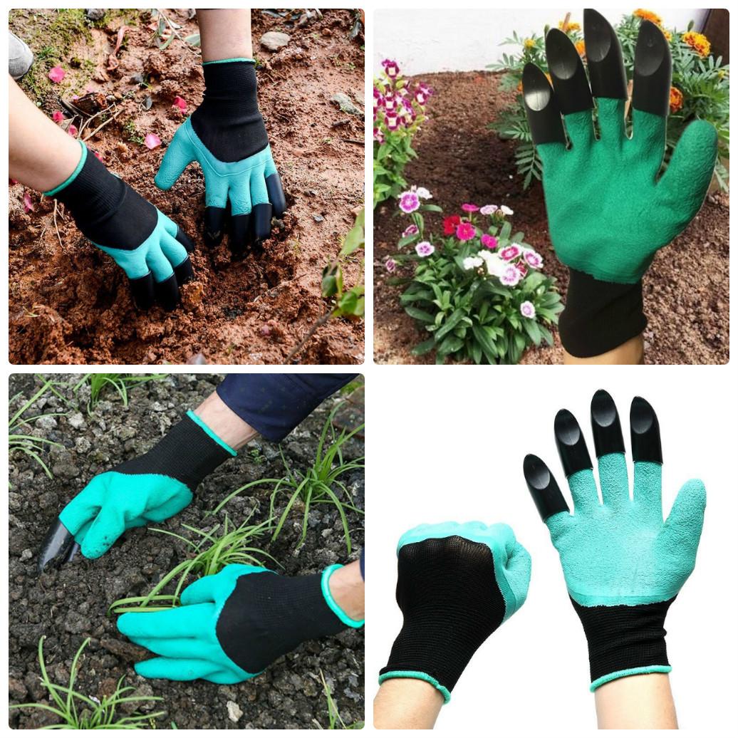 Găng tay làm vườn chuyên dụng bới đất ,chăm cây