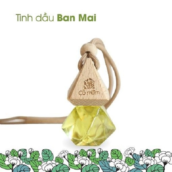 Tinh Dầu Treo Hương Ban Mai Cỏ Mềm