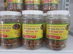 Khô Nai Sợi Phú Yên