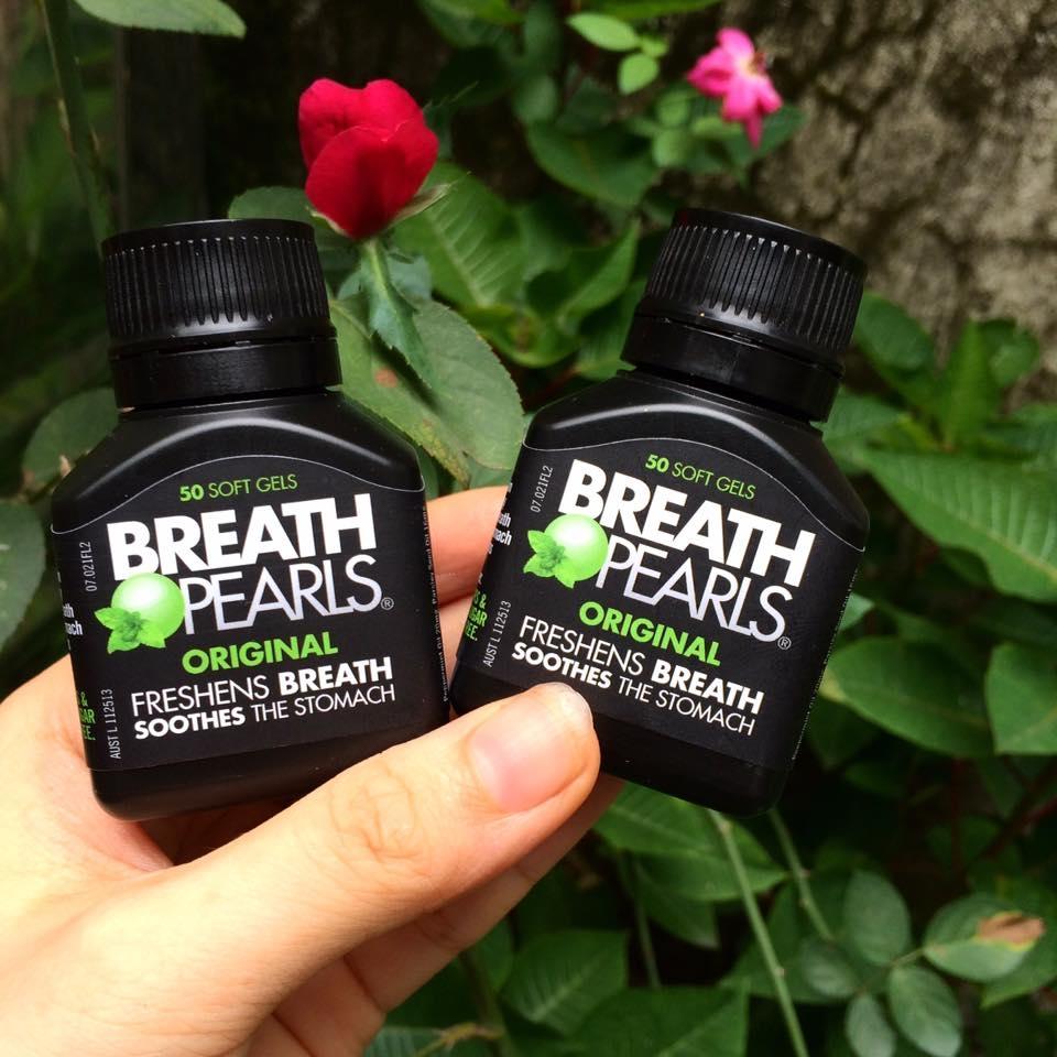 Viên uống thơm miệng Breath Pearls hộp 50 viên - P13517 | Sàn thương mại  điện tử của khách hàng Viettelpost