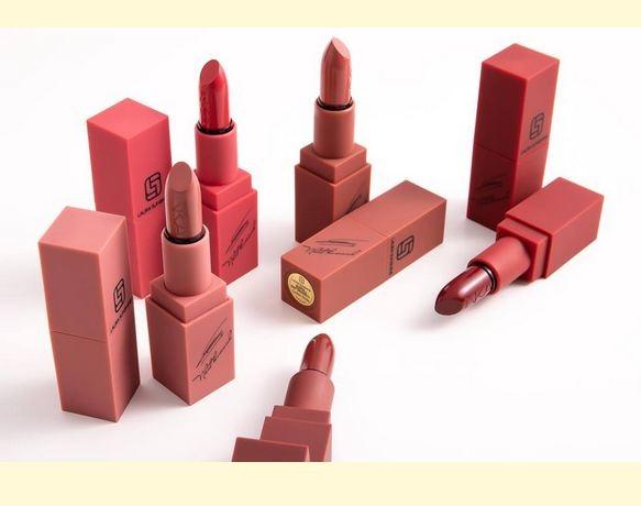 Son Laura Sunshine Lipstick Cotton Rose - Nhật Kim Anh