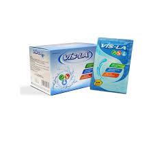 Bổ sung nước, điện giải, vitamin VIS-LA  hộp 10 gói * 18,8 g
