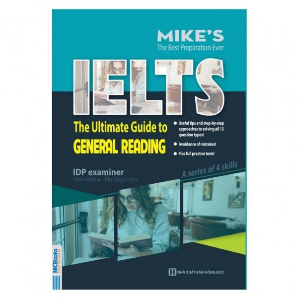 IELTS the ultimate guide to general reading - P220615 | Sàn thương