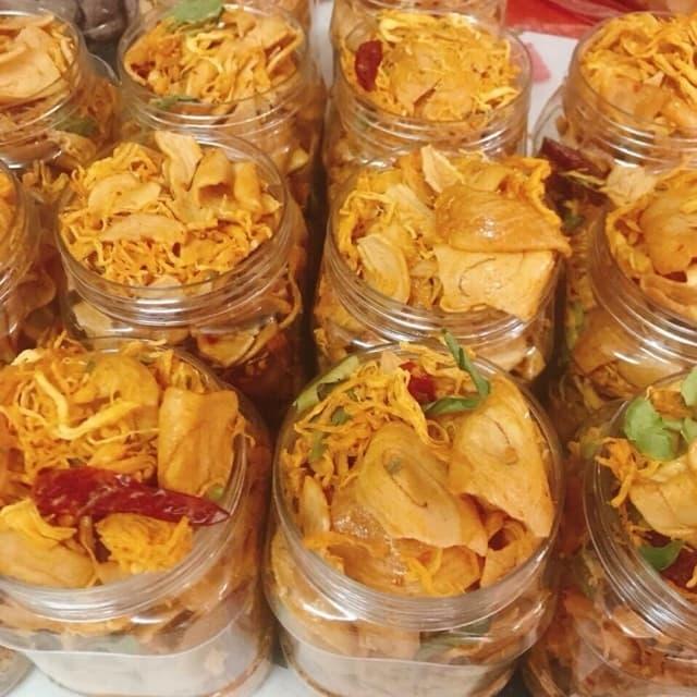 Bánh Tai Heo Mắm Khô Gà 100g