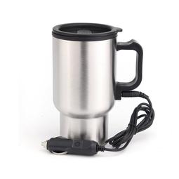 Cốc đun nước nóng và giữ nhiệt dùng điện 12v dành cho oto