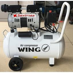 Máy nén khí không dầu giảm âm Wing loại 25 lít giá rẻ