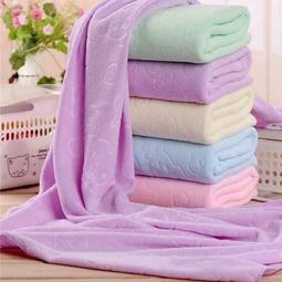 Combo 03 Khăn tắm xuất Nhật mềm mịn 140 X 70cm - TOT shop