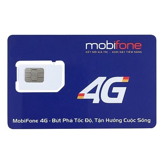 SIM 4G Mobifone MC90 gọi miễn phí dưới 10 phút nội mạng