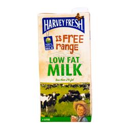 Sữa Tươi Tiệt Trùng Tách Béo Harvey Fresh 1L (33.8 Fl. Oz.)