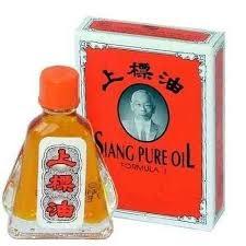 Dầu gió Thái Lan Siang Pure Oil