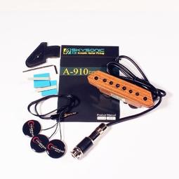 Pickup Đàn Acoustic Guitar Skysonic A-910 (Bộ thu âm Guitar)
