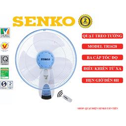 Quạt treo tường điều khiển từ xa Senko TR1628