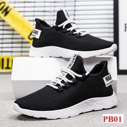 Giày nam thể thao giá rẻ   Giày sneaker nam PB01   DANINO