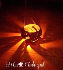 Đèn Trung Thu Gáo Dừa
