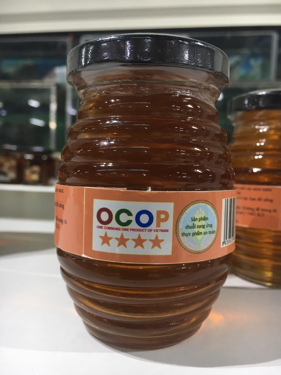 Mật ong mùa hoa nhãn Điện Biên