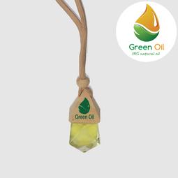 Lọ tinh dầu vỏ cam treo xe Green Oil
