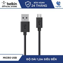 Cáp Sạc Micro-USB Belkin MIXIT↑™ F2CU012bt04-BLK - Hàng chính hãng
