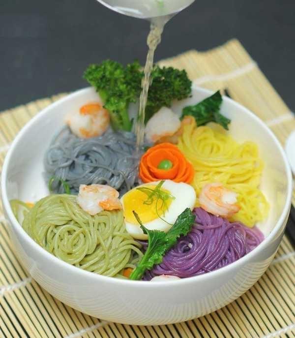 10kg Mỳ Ngũ sắc rau củ Hiền Phước