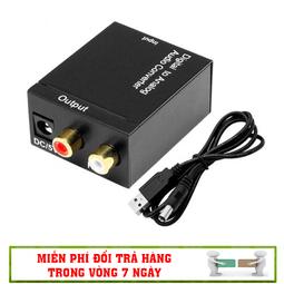 Bộ Chuyển Đổi Âm Thanh Quang Học ( OPTICAL ) SANG R/L - Bộ Quang Thường