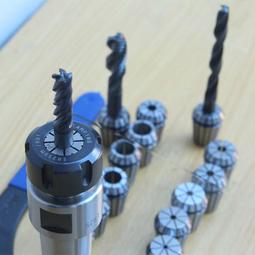 Đầu cặp dao phay ngón MTB4-ER25
