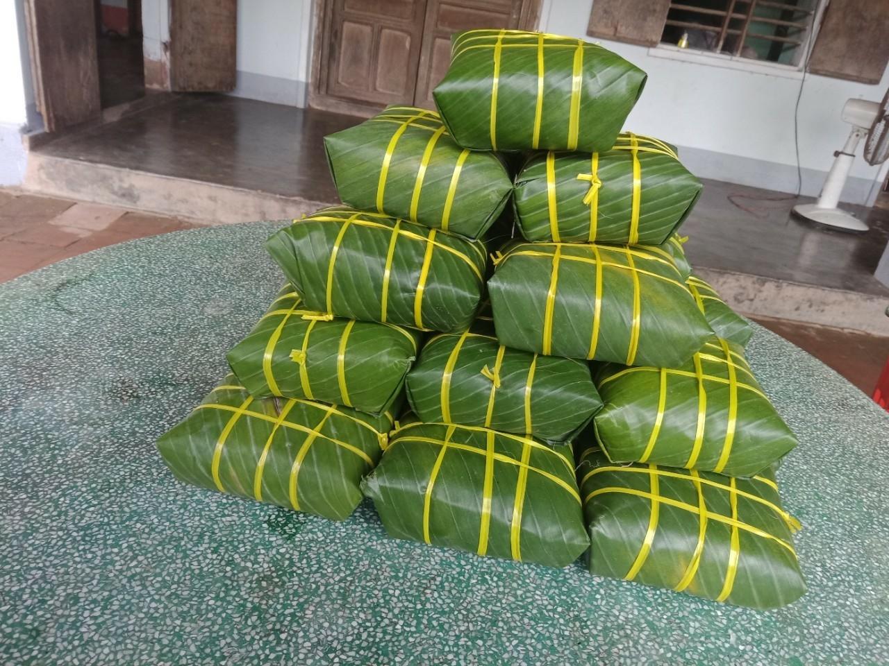 Bánh Chưng chị Mật - Ưu tiên giao hàng trong tỉnh Bình Định