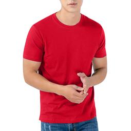 Áo Thun Nam Trơn T-Simple (Đỏ)