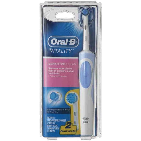 Bàn chải điện Oral-b Braun dòng Sensitive Clean (dành cho răng, nướu nhạy cảm)
