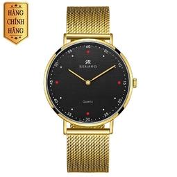 Đồng hồ nam SENARO Every Time Large 66017G.GBG- Thương hiệu Nhật Bản chính hãng